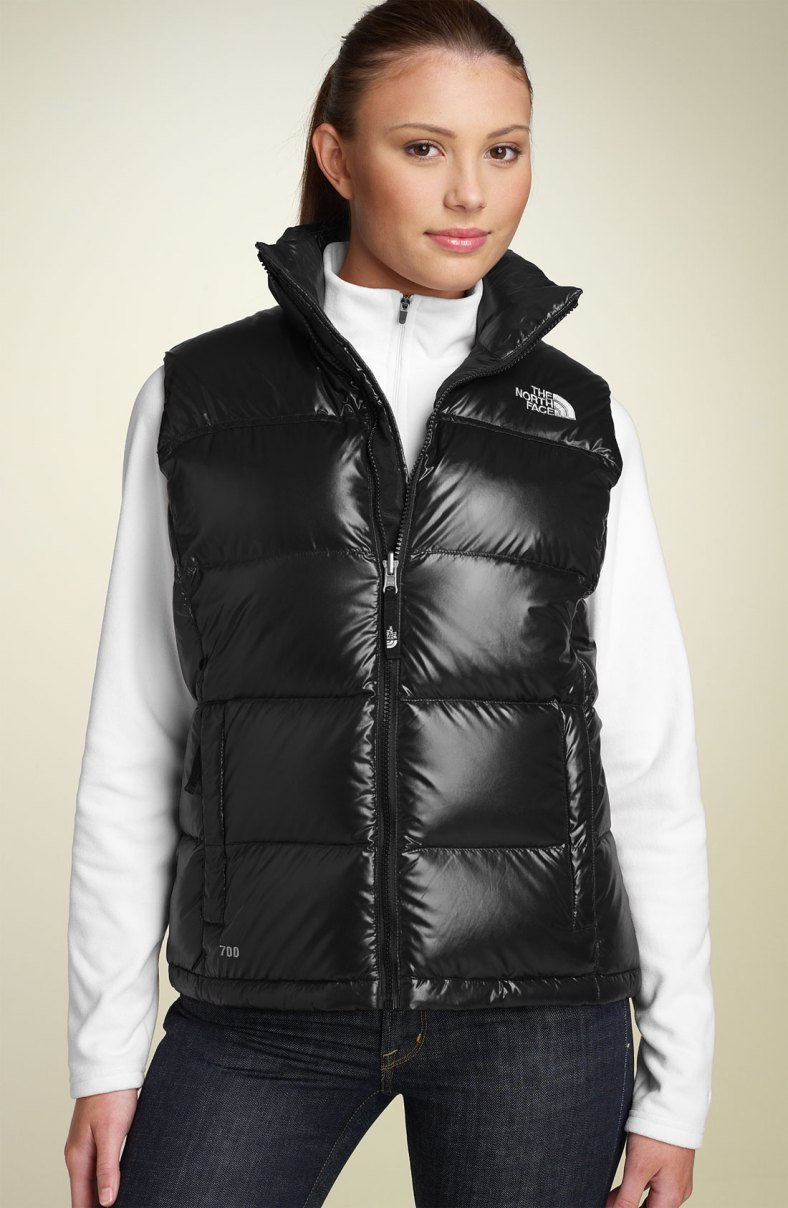 "ed74f0a06 The North Face ""Novelty Nuptse"" down vest – black 