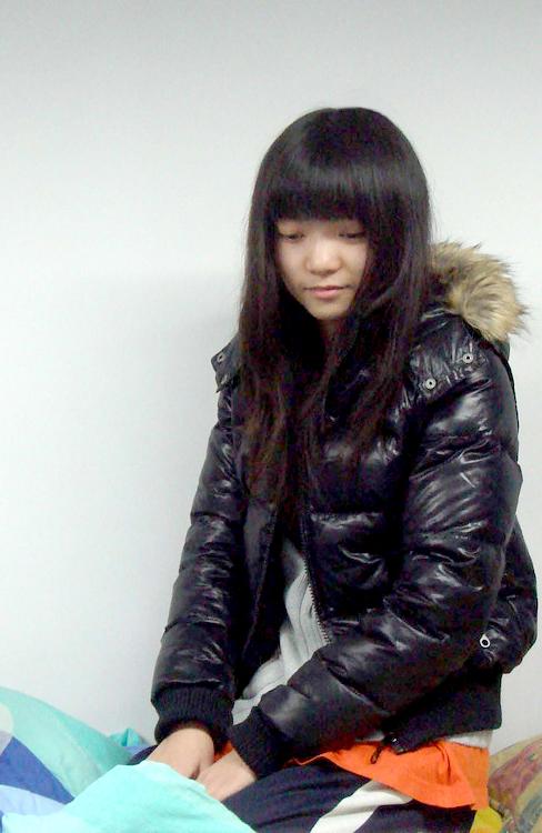 Asian girls in nylon xxx