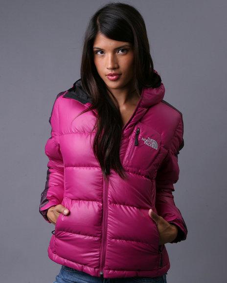 Pink Down Jacket Jacketin