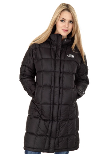"6808dbd0cc Black The North Face ""Metropolis"" down coat"