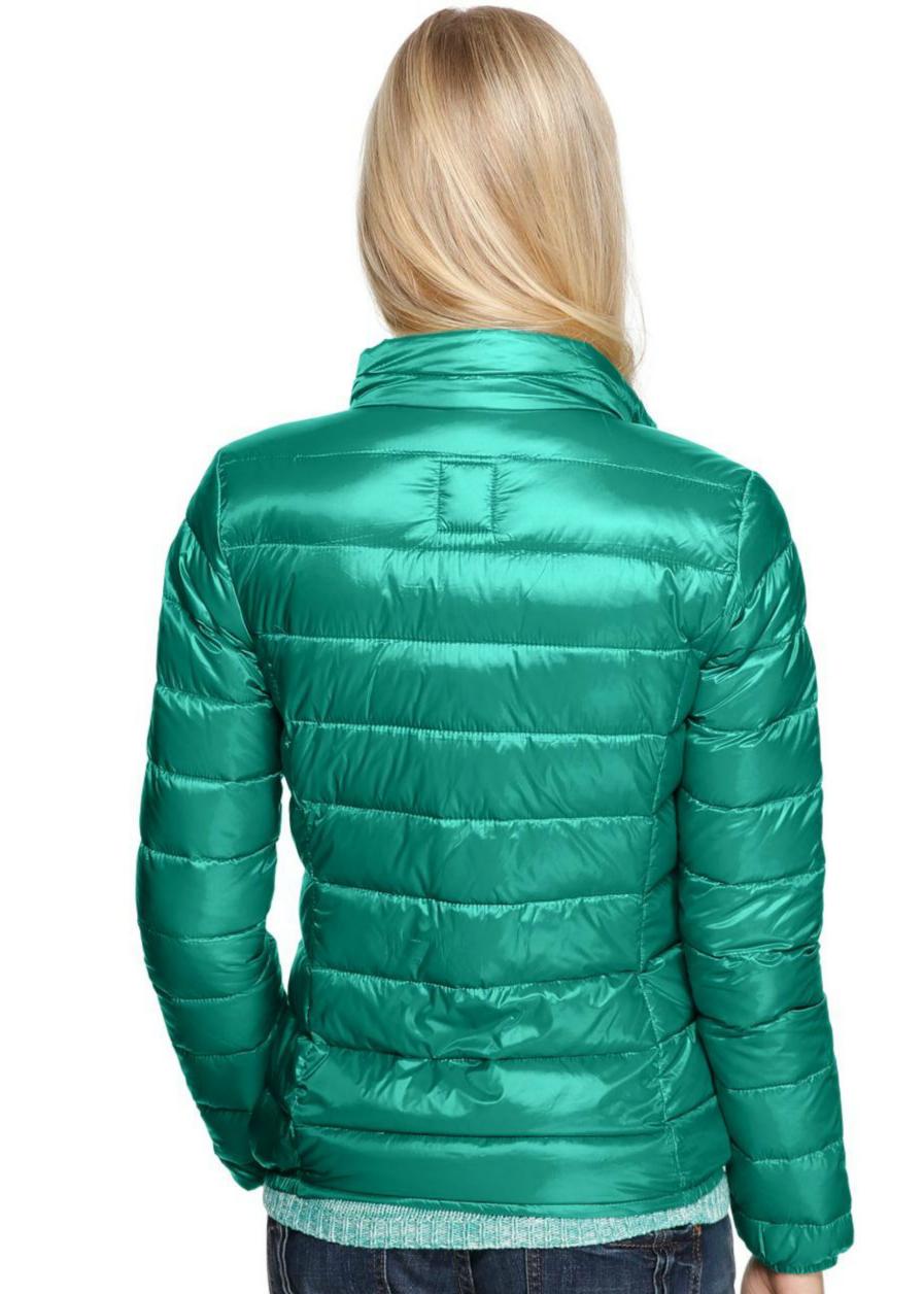 green s oliver down jacket shiny nylon. Black Bedroom Furniture Sets. Home Design Ideas