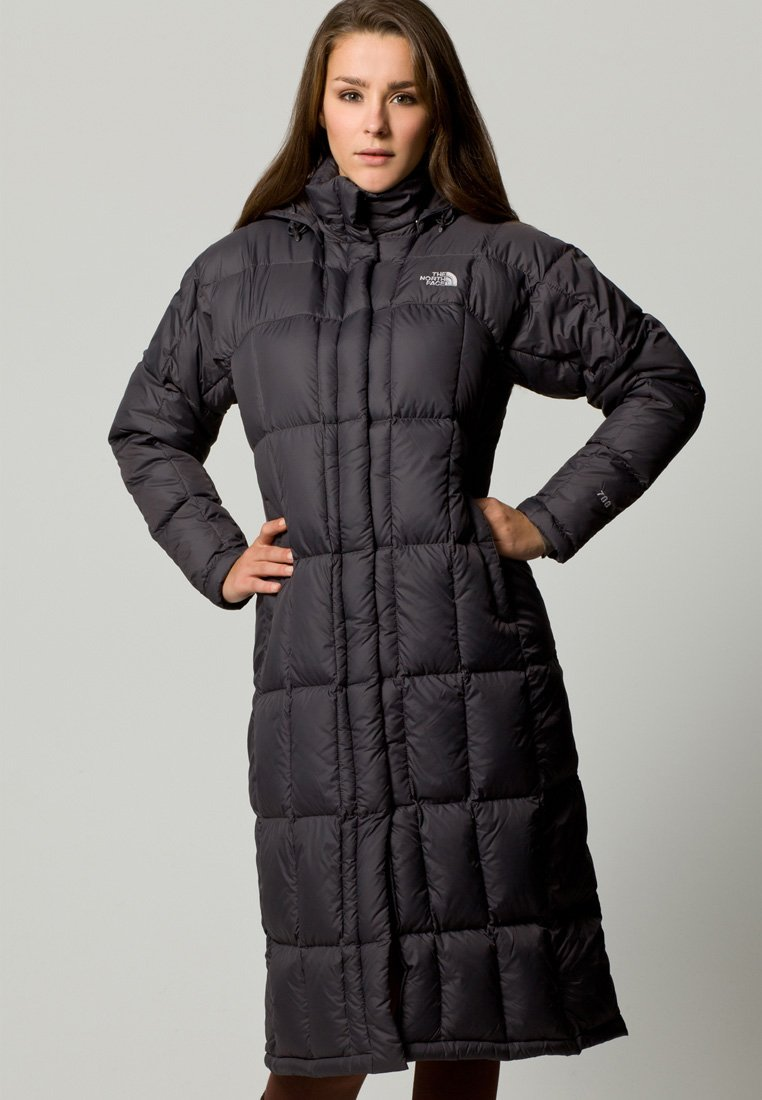 Black The North Face 'Triple C' down coat | SHINY NYLON : north face quilted coats - Adamdwight.com
